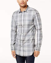 Calvin Klein Jeans Men's Highland Plaid Shirt