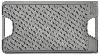 "Calphalon Pre-Seasoned Reversible 10"" x 18"" Cast Iron Grill/Griddle"