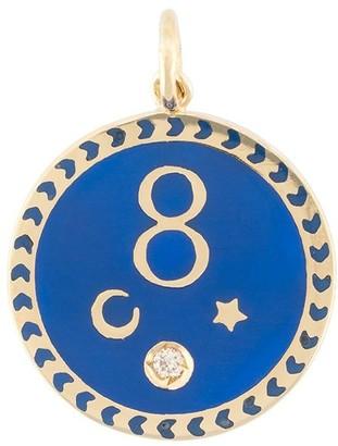 Foundrae Karma Medallion Pendant