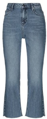 Topshop Denim trousers