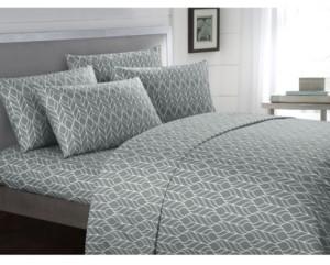 Chic Home Fallen Leaf 4-Pc Twin Sheet Set Bedding