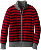 Toobydoo Boulder Club Zip-Up Sweater (Toddler/Little Kids/Big Kids)