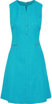 Elie Tahari Peyton Tweed Mini Dress