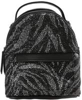 New Look ZADIE ZEBRA Rucksack black