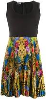 Versace Baroque Print Short Dress