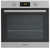 Hotpoint SA2540HIX Built-In Electric Single Oven, Stainless Steel