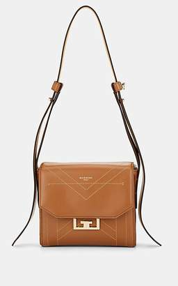 Givenchy Women's Eden Small Leather Shoulder Bag - Pony Brown