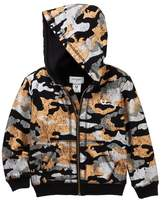 True Religion Metallic Camo Hoodie (Toddler & Little Boys)