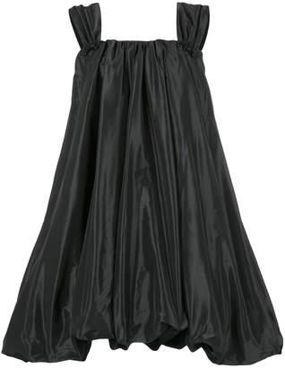 Simone Rocha oversized flared dress