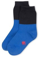 Petit Bateau Boys two-colour socks