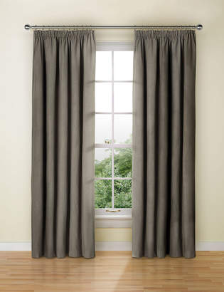 Marks and Spencer Blackout Thermal Pencil Pleat Curtains