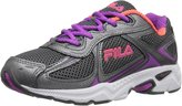 Fila Girls' Quadrix Running Shoe