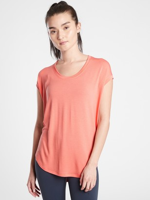 Athleta Cloudlight Stratus Tee