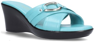Easy Street Shoes Tuscany by Drusilla Women's Wedge Sandals