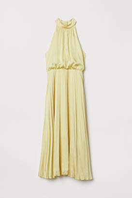 H&M Satin dress