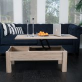 Christopher Knight Home Wood Lift-Top Storage Coffee Table
