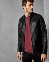 Ted Baker CARGO Leather jacket