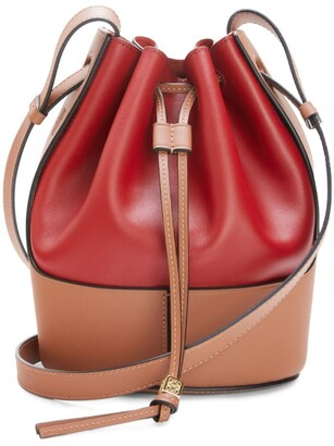 Loewe Small Leather Balloon Bag