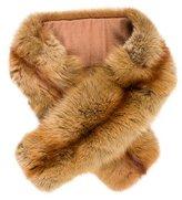 Loro Piana Sable Fur Scarf