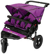 N. Out 'N' About Nipper 360 Double V4 Pushchair, Purple