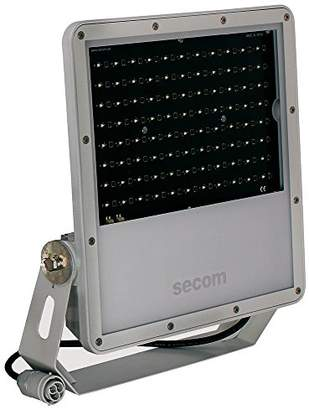 SECOM s4330581085- Projector Industrial LED 240 V, Cool White Light, Grey