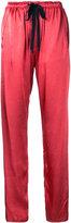Forte Forte drawstring trousers - women - Viscose - 2