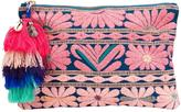 Figue 'Soma' pouch floral clutch