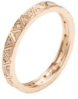 Shashi Geo Pave Ring