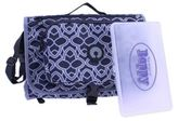 Boppy BoppyTM Plaza Tiles Changing Station with Wipes Case in Grey/Blue
