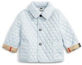 Burberry Infant Boy's Colin Quilted Jacket