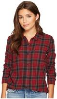 Vans Meridian Flannel Women's Clothing