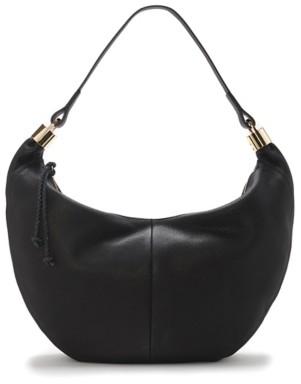 Vince Camuto Melis Leather Hobo Bag