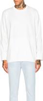 Stampd Draped Crewneck Sweater