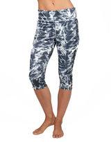 Jockey Tribal Lattice Capri Pants