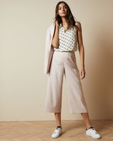 Ted Baker Button Detail Culottes