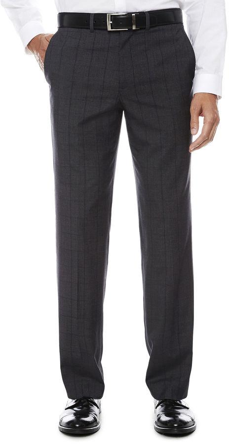 Jf J.Ferrar Stretch Suit Pants-Slim Fit