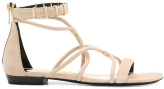 Barbara Bui open-toe strapped sandals