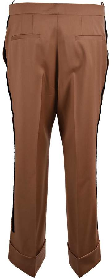 N°21 N.21 Bootcut Tailored Trousers