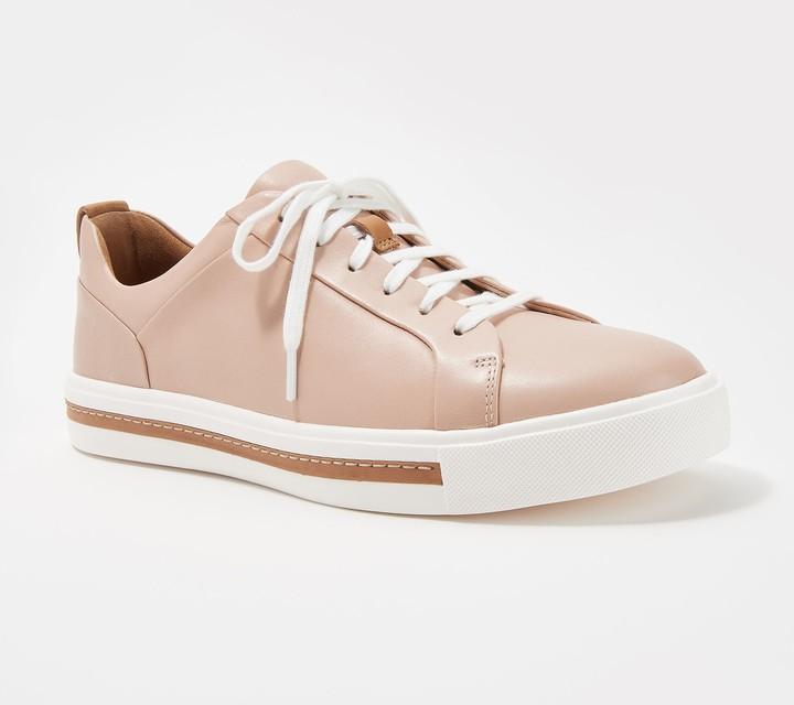 5cfb1e7bc2 Nude Lace Up Shoes - ShopStyle