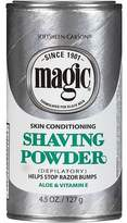Magic Shave Shaving Powder Depilatory Skin Conditioning