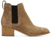 Rag & Bone Tan Suede Walker Boots