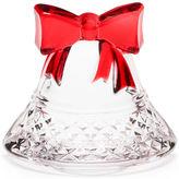 Mikasa Celebrations Rejoice Crystal Bell Tea Light Holder