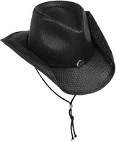 Scala Shapable Cowboy Hat - Toyo Straw (For Men and Women)