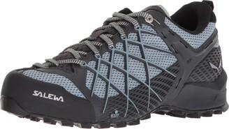 Salewa WS Wildfire Trekking & hiking shoes Women's Grey (Magnet/Blue Fog) 6 UK