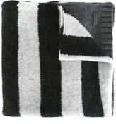 Woolrich striped scarf