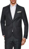 J. Lindeberg Hopper Deluxe Pane Wool Sportcoat