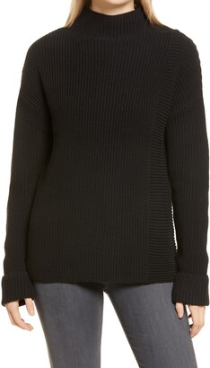 Caslon Mock Neck Sweater