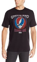 Liquid Blue Men's Grateful Dead-Summer '87 T-Shirt