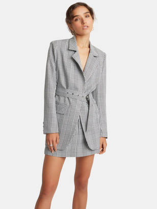 Choosy Cher Belted Jacket