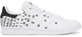 adidas Stan Smith Logo-print Leather Sneakers